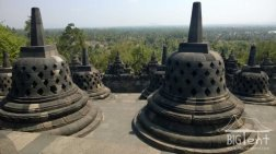 Interesting facts about Indonesia - Borobudur